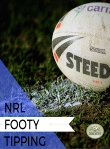 NRL FOOTY TIPPING 2018