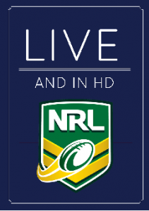NRL LIVE & in HD