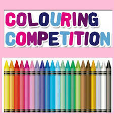 Colouring in competition