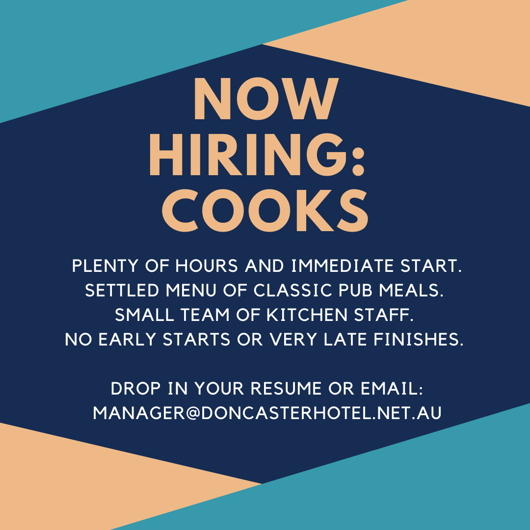 Blue and Orange Geometric Shapes Simple Job Post Vacancy Announcement Instagram Post (3)